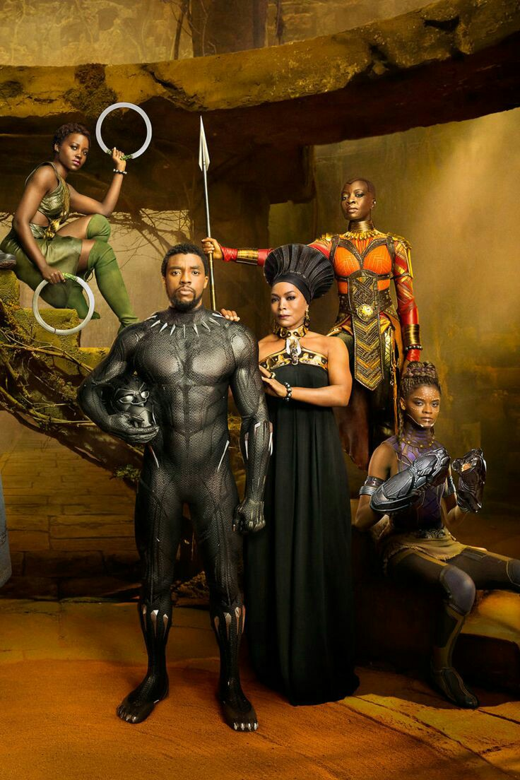 Black Panther  Mon Voyage Au Wakanda